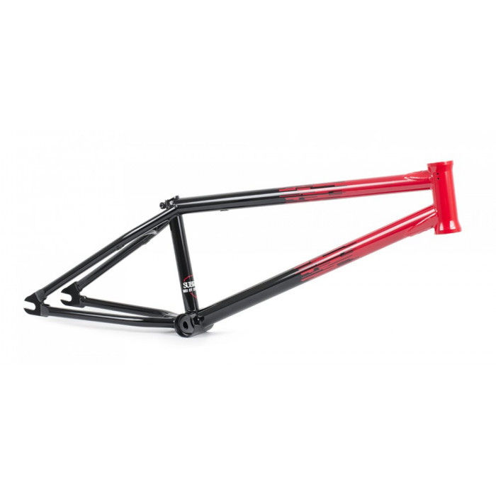 "Rám Subrosa MR1 Jiri Fade Red/Black 21""TT"
