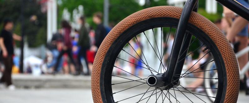 bmx bicykle ridepro